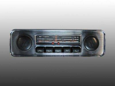 Auto-Radio für VW Bus Typ3 Karmann Käfer 68-71...
