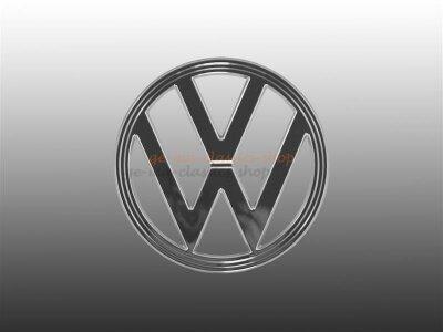 """""""VW"""" Emblem Zeichen VW Bus T2 T2b 73-79 NOS"""