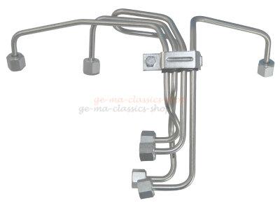 Dieseleinspritz-Rohrset für VW Bus T3 JX Motor 1.6...