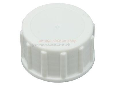 Schraubkappe Deckel für Ablass Frischwasser 35mm...