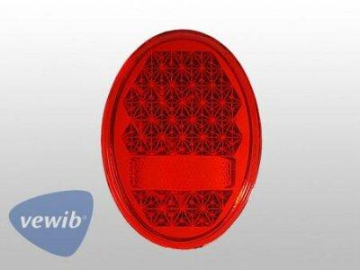 Rücklichtglas unten für VW Käfer...