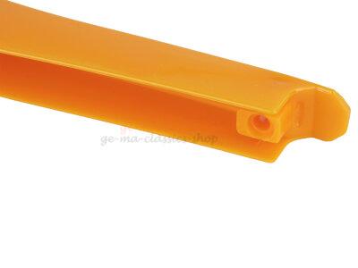 Winkerglas für VW Käfer Ovali Glattwinker Gelb