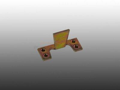 Klammer Käfer Trittbrett-Zierleiste 9mm
