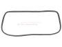 Frontscheibendichtung für VW Käfer-Cabrio 1303 PVC-Chromkeder