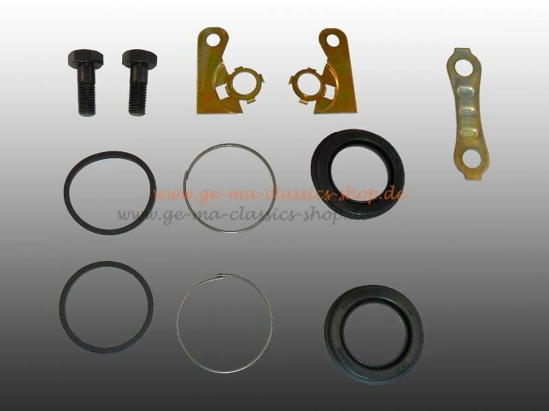 Reparatur-Satz Bremssattel Scheibenbremse VW Typ3 Typ34 bis 70