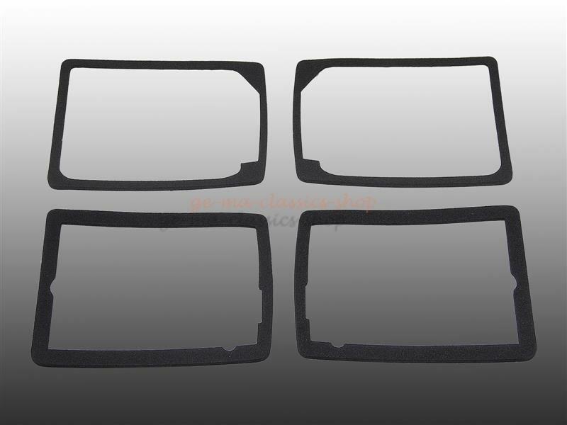 Blinker-Dichtsatz für VW Bus T2 b Original